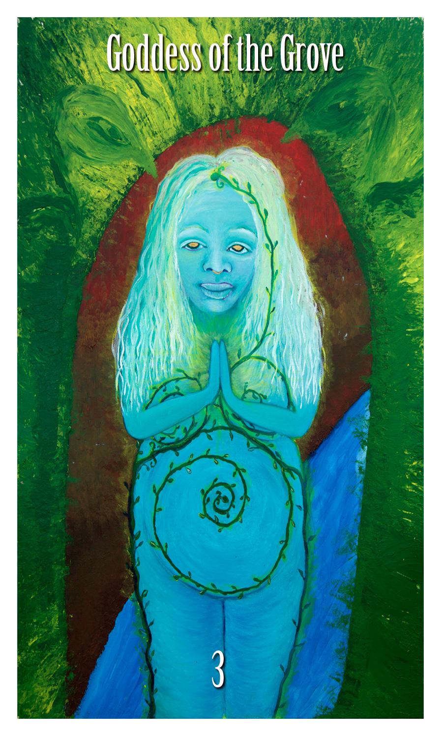 Goddess of the Grove – Mother Goddess – High Queen