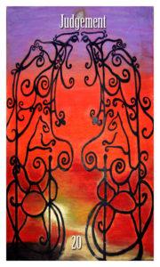 Judgement Tarot Major Arcana by Jade M