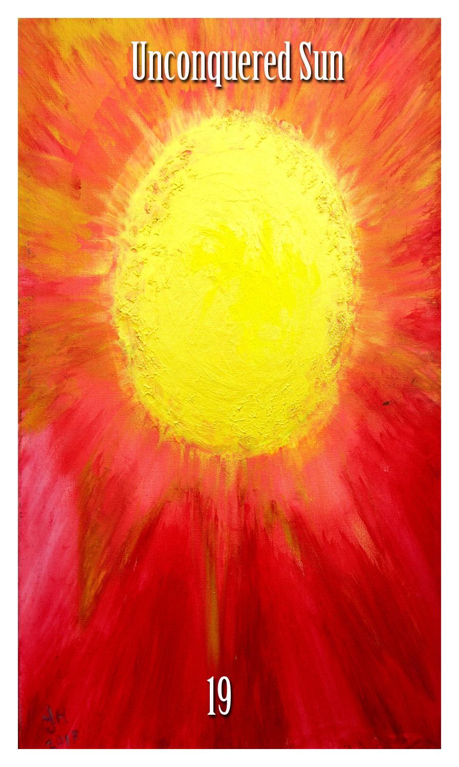 SOL INVICTUS – Unconquered Sun Pathworking
