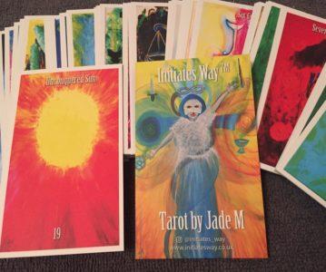 Initiates Way Tarot – Wands Gallery