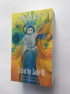 Initiates Way Tarot by Jade M