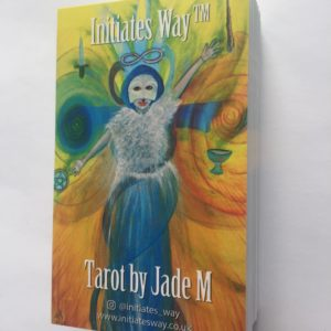 Initiates Way Tarot by Jade M