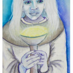 Prince of Cups - Initiates Way Tarot by Jade M
