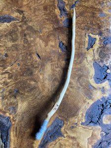 Applewood wand
